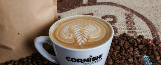 Keeping it local: Cornish Coffee