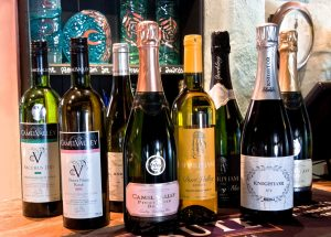 The eight English wines on our list