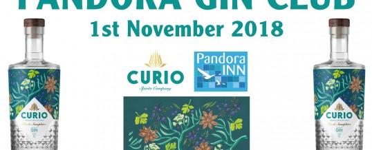 Pandora Gin Club
