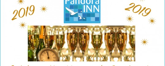 Celebrate New Year's Eve at the Pandora Inn