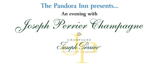 Champagne Dinner – 24th January