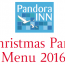 Christmas parties at the Pandora Inn