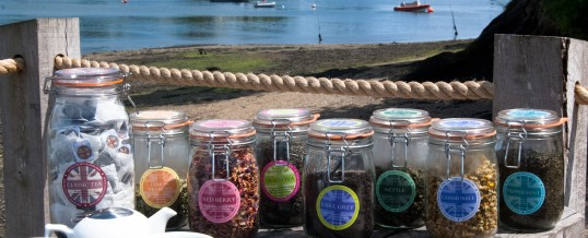 Keeping it local –with Tregothnan Teas