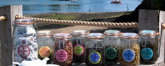 Keeping it local –with Tregothnan Teas