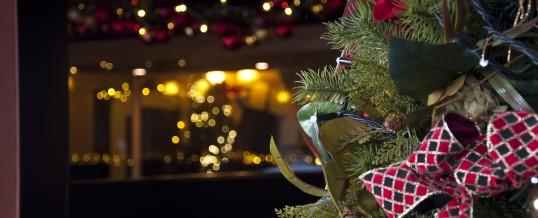 Celebrate Christmas at the Pandora Inn!