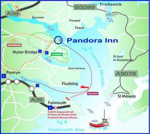 Pandoramap
