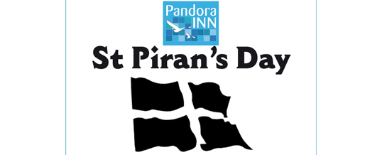 St Piran's Day – 5 March